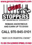 End of the Line for Crime Stoppers of Garfield County