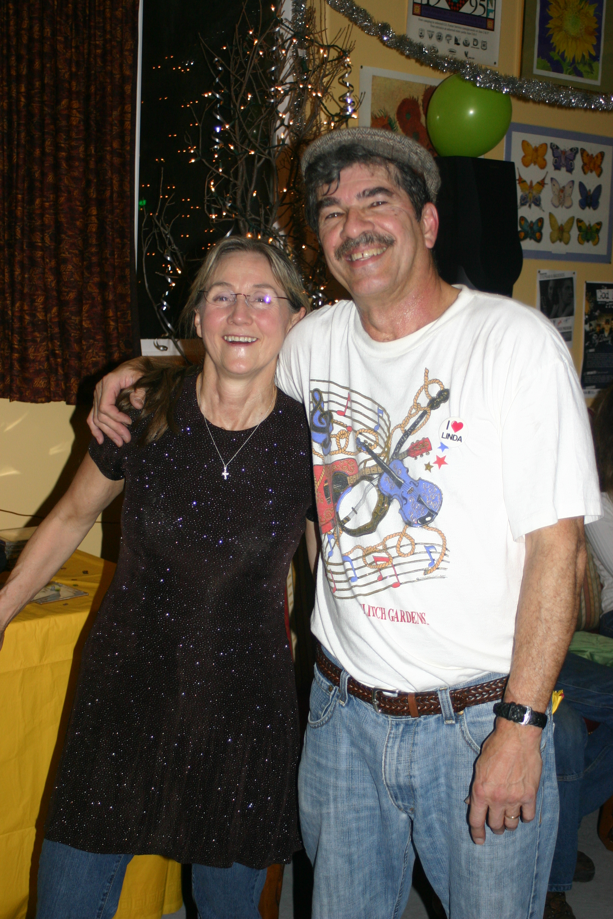 Jack and Linda Jabbour