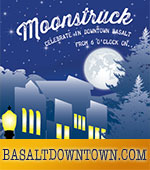 Moonstruck in Downtown Basalt @ Historic Downtown Basalt