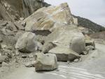 SH 133 Rock Slide 1