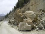 SH 133 Rock Slide 2