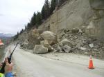 SH 133 Rock Slide 3