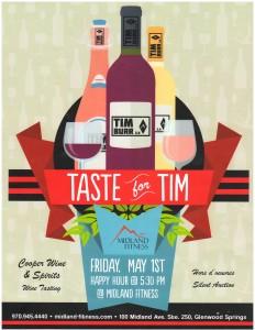 Taste for Tim @ Midland Fitness Center | Glenwood Springs | Colorado | United States