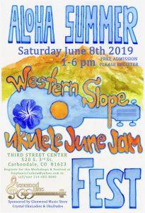 Western Slope Ukulele - June Jam @ Third Street Center | Carbondale | Colorado | United States