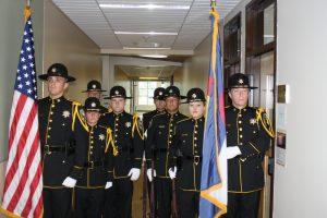 Honor Guard  June 6, 2016